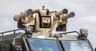 Українські контсруктори разом іноземцями випробували бойовий модуль (фото)