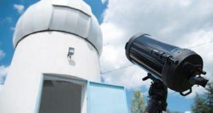 Першу в Україні сільську шкільну обсерваторію відкрили на Тернопільщині (фото)