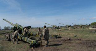Артилерійський дивізіон на Тернопіллі відзначає 4-ту річницю з часу створення