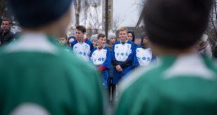 На Тернопіллі цьогоріч відкрили десяте футбольне поле зі штучним покриттям (відео)