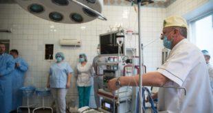 У лікарні громади на Тернопіллі відкрили кабінет лапароскопічної хірургії (відео)