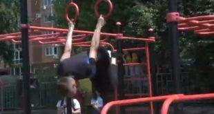 У Тернополі відбувся чемпіонат із Street Workout (відео)