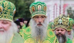 Тернопільський митрополит УПЦ МП Сергій лікує коронавірус в лікарні Києва (відео)