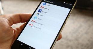 Як на мобільному гаджеті Android вийти з акаунту Google?