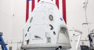 Запуск корабля Crew Dragon через погоду відклали до суботи (відео)